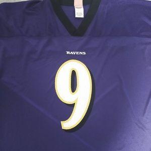 Baltimore Ravens Steve McNair Reebok Jersey